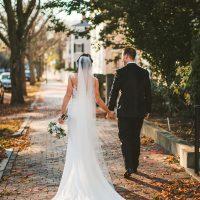 Colleen + Al Married